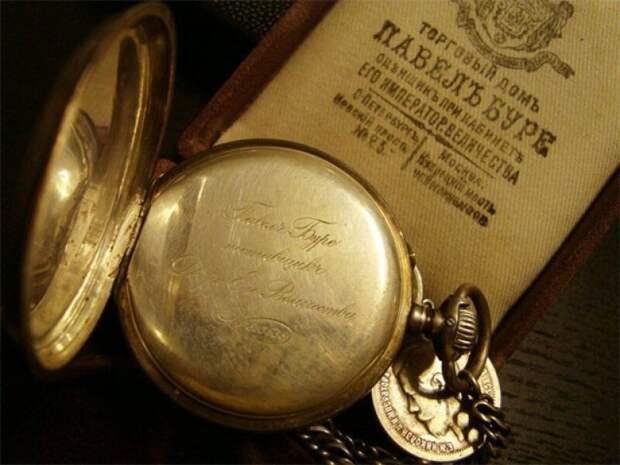 Почему часы Павла Буре были так популярны в царской России