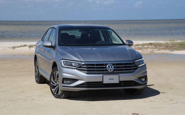 Новый седан Volkswagen Jetta: первый тест-драйв!