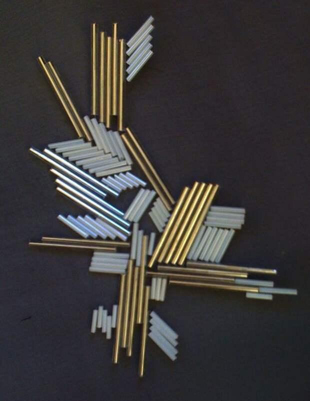 Декор стеклярусом (подборка)