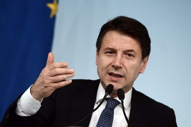 Итальянский премьер заявил, что санкции в отношении России быстро не снять