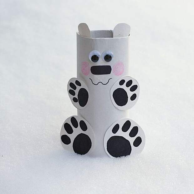 Have some great winter fun with these Preschool Polar Bear Activities. They are easy, cute ,educational.. something for everyone!