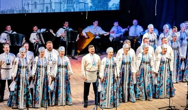 Оренбургский народный хор отправится в тур по России