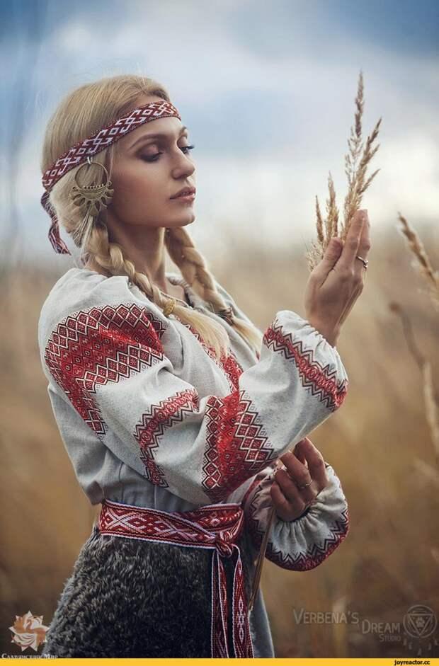 Сакральный смысл славянского очёлья