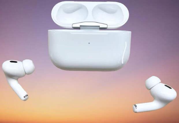 Наушники Apple AirPods Pro 2 могут унаследовать дизайн у модели первого поколения
