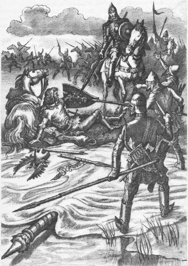 О достоверности летописных известий посвященных Невской битве (15 июля 1240 г.)