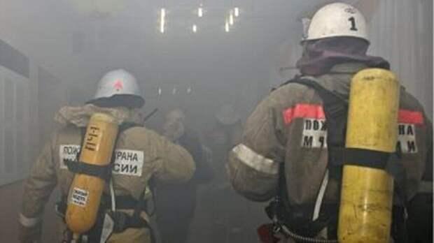 МЧС РФ подтвердило данные о взрыве в жилом доме под Нижним Новгородом