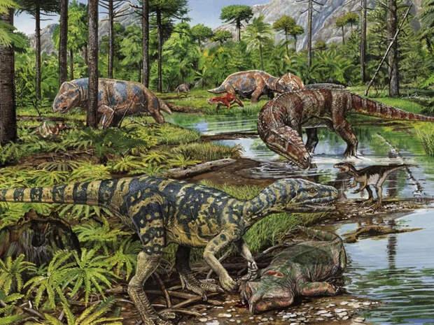 """Что такое """"массовое вымирание"""" и с чем его едят? Динозавры, Палеонтология, Вымирание, Длиннопост"""