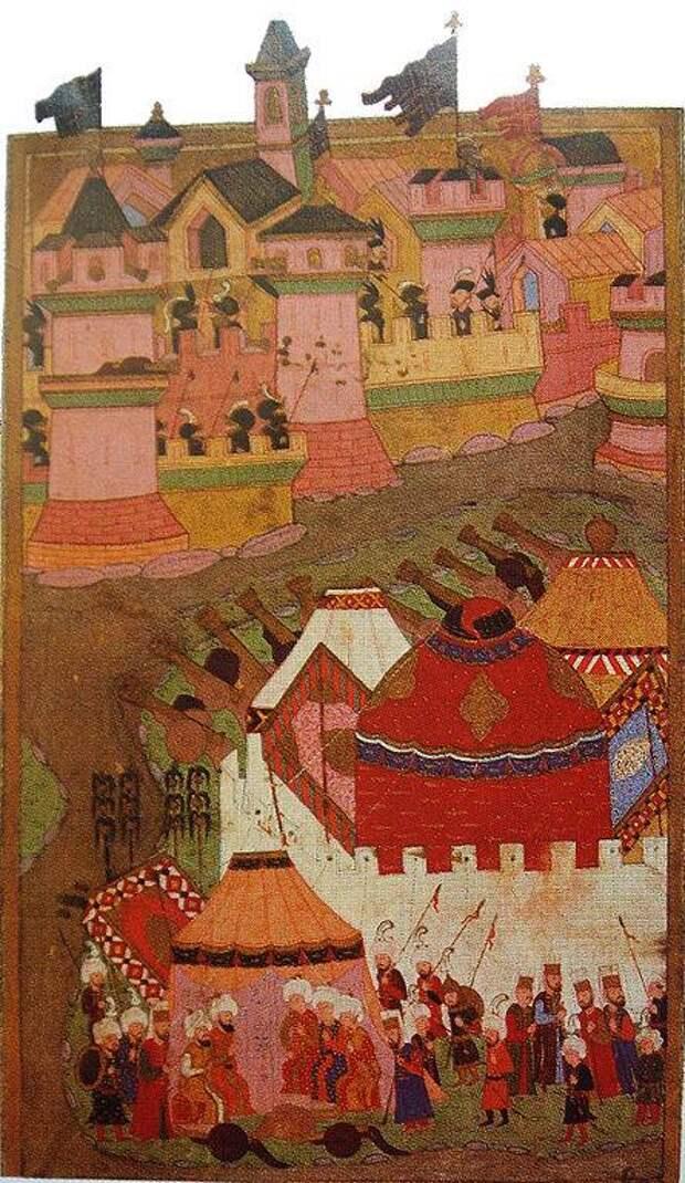 Как османы создали мировую империю