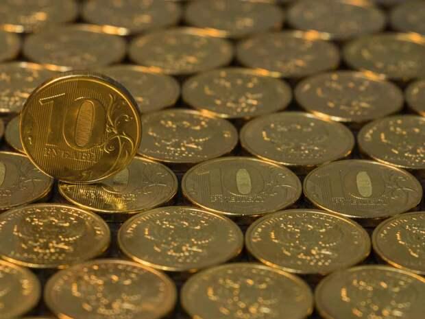 Рубль растет в цене