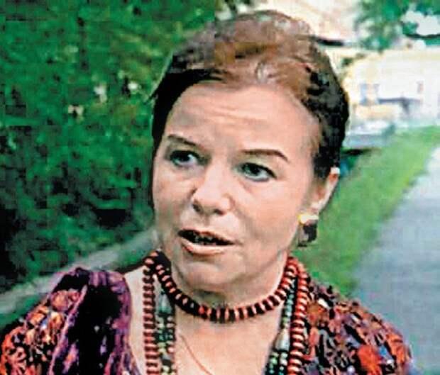 Йорга Котрбова больше не снимается в кино и не играет в театре
