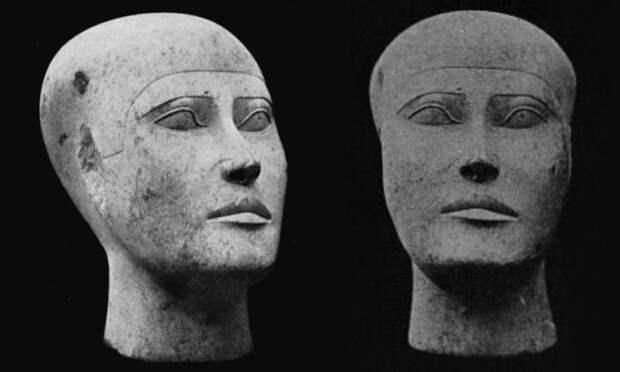 Десятки запасных голов из египетских катакомб: загадочные артефакты прошлого