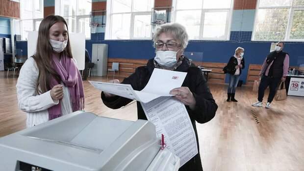 Явка на выборах в Госдуму превысила 40 процентов по всей России