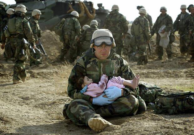 Война в Ираке