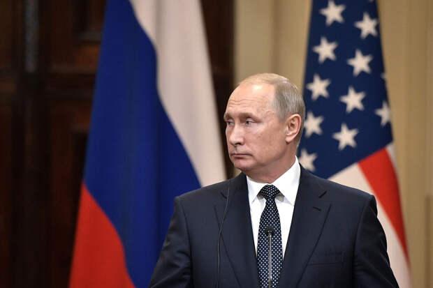 Путин может встретиться с Байденом в июне