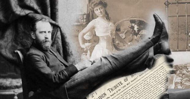 История сэра Уильяма Стеда, борца спедофилами, или Как купить 13-летнюю девственницу вЛондоне