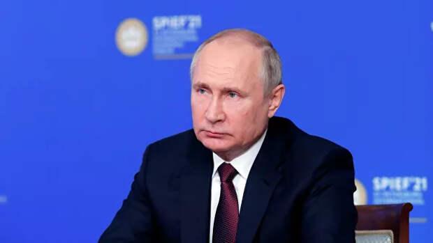 США уверенной поступью идут по пути СССР, заявил Путин
