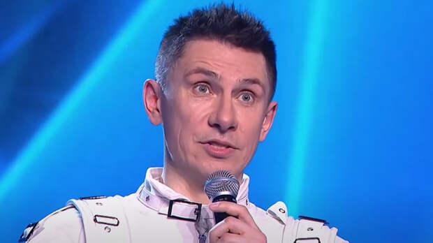 """Звезда """"Маски"""" Батрутдинов показал поклонникам не вошедший в финал шоу номер"""