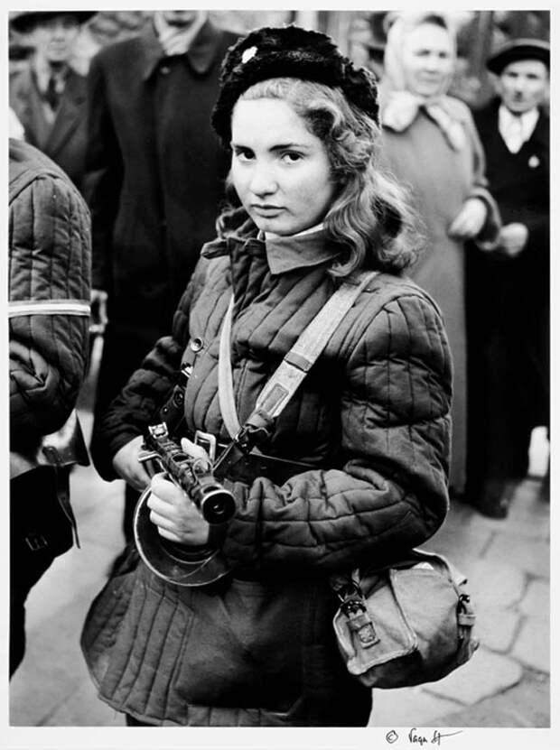 Исторические фотографии о женщинах, которые меняли мир (52 фото) -  48