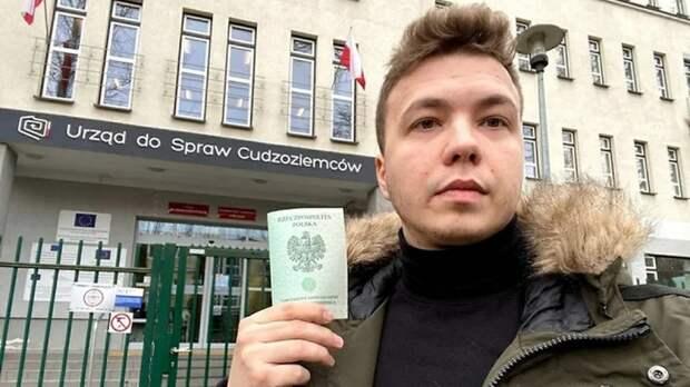 Эксперт по лжи рассказал, какой вопрос в интервью больше всего напугал Протасевича