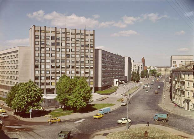 Как выглядела жизнь в советской Белоруссии (ФОТО)