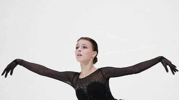 СМИ сообщили, что у фигуристки Щербаковой диагностирована пневмония
