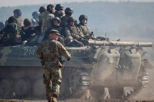 Западные СМИ оценили вероятность помощи НАТО Украине в конфликте с Россией