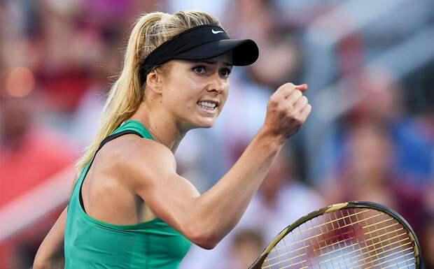 Свитолина в двух сетах победила Мугурусу и вышла в четвертьфинал турнира в Риме