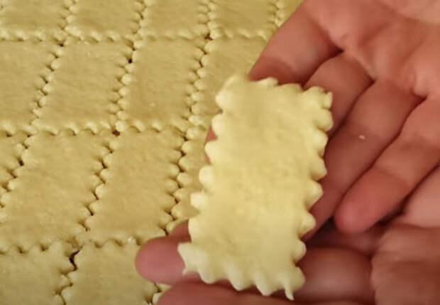 Творожные печенья вкуснее торта: выпекаем 40 штук за 15 минут