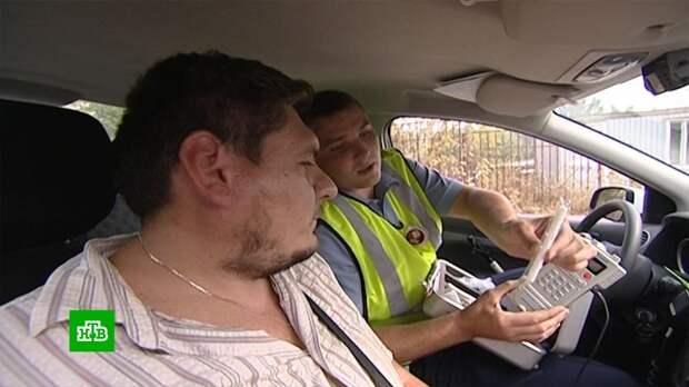Пьяных водителей предложили пожизненно лишать прав