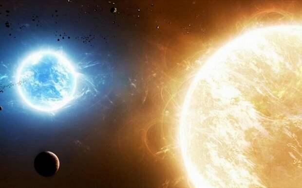 Ученые нашли доказательства существования в древности двух солнц