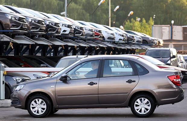 Почему российские автомобили стали хуже покупать в СНГ?