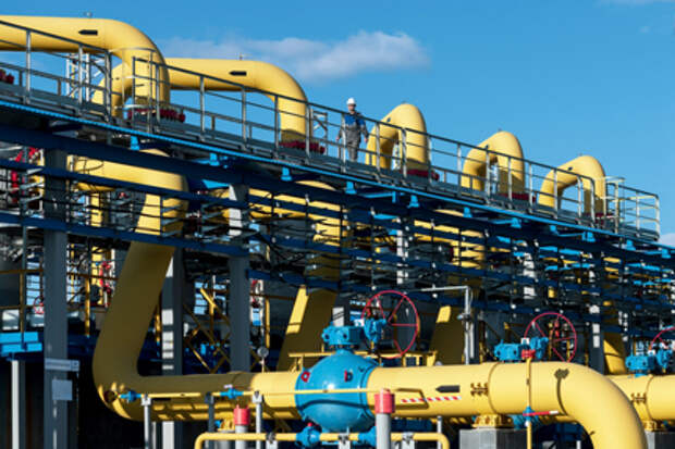 """""""Газпром"""" не стал бронировать на июнь новые допмощности прокачки газа через Украину - RBP"""