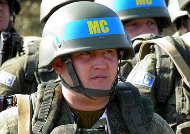 Источник: Украина намерена добиваться ухода российских миротворцев из Приднестровья