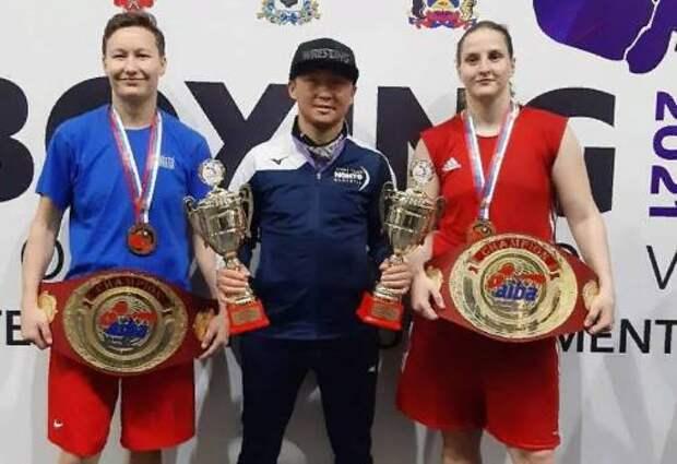 Бурятские боксёры завоевали медали международного турнира