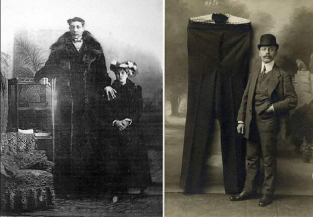 Самый высокий человек на земле жил в Российской империи