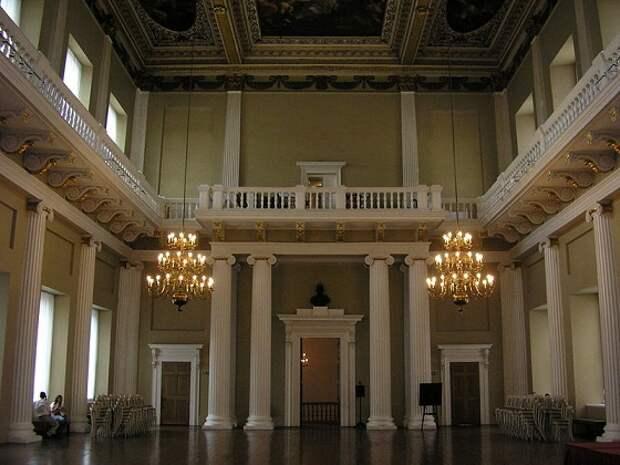 банкетный зал в Лондоне