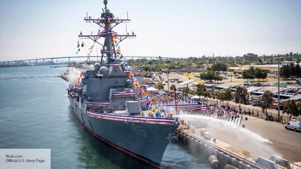 План США вооружить гиперзвуковыми ракетами все эсминцы назвали несбыточным