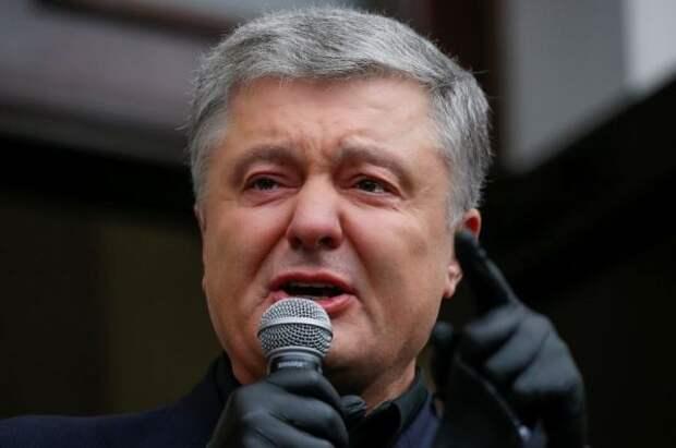 Порошенко обратился к Лукашенко