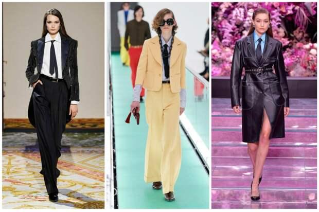 Какая одежда будет в моде осенью 2020: аналитика подиумных трендов будущего сезона