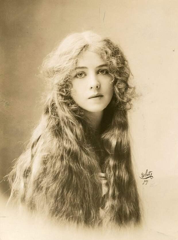 Иона Брайд, бродвейская актриса, 1912
