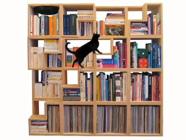 cathouse26 Дизайн для котов