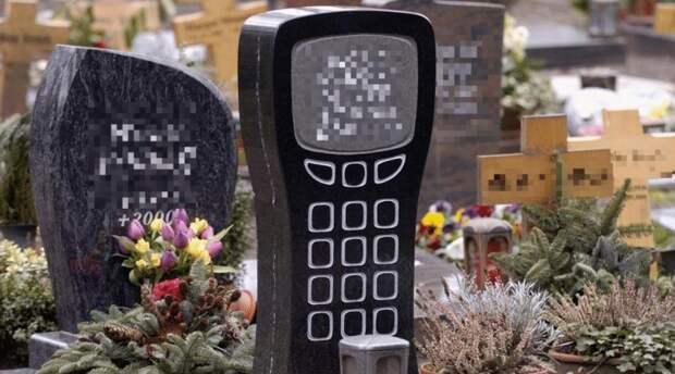 Можно ли оформлять могилу на кладбище нестандартным образом?
