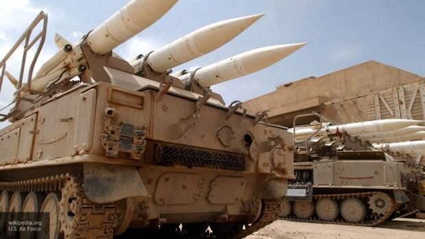 """Советские ЗРК """"Квадрат"""" защищают ЛНА от боевиков ПНС Ливии"""