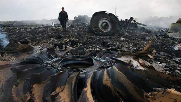 Рейс MH17: СБУ зачистило улики