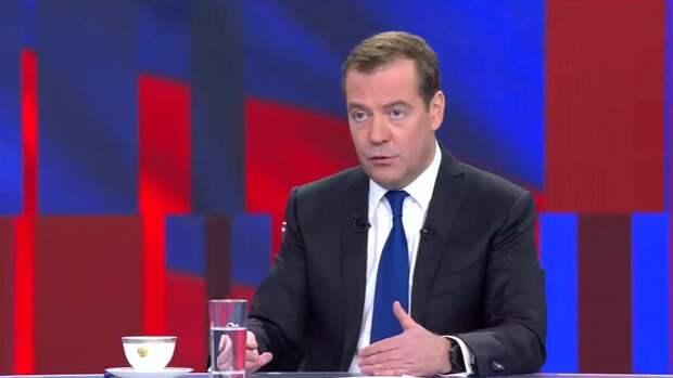 Медведев призвал США научиться «слышать своего собеседника»