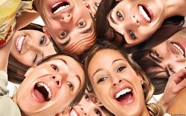 Удивительные факты о смехе