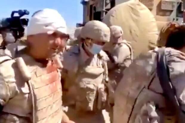 Появились данные оранении и гибели российских военных вСирии