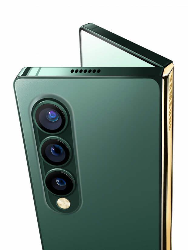 «Samsung Galaxy Z Fold 3 станет хитом. Для этого есть четыре причины», — Ice Universe прокомментировал свежие рендеры смартфона