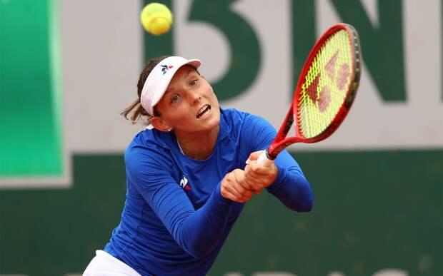 Грачева разгромно уступила Костюк в матче 3-го круга «Ролан Гаррос»