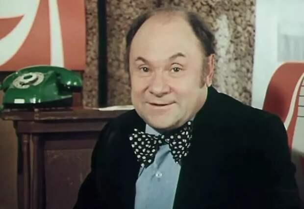 Н. Трофимов актёр